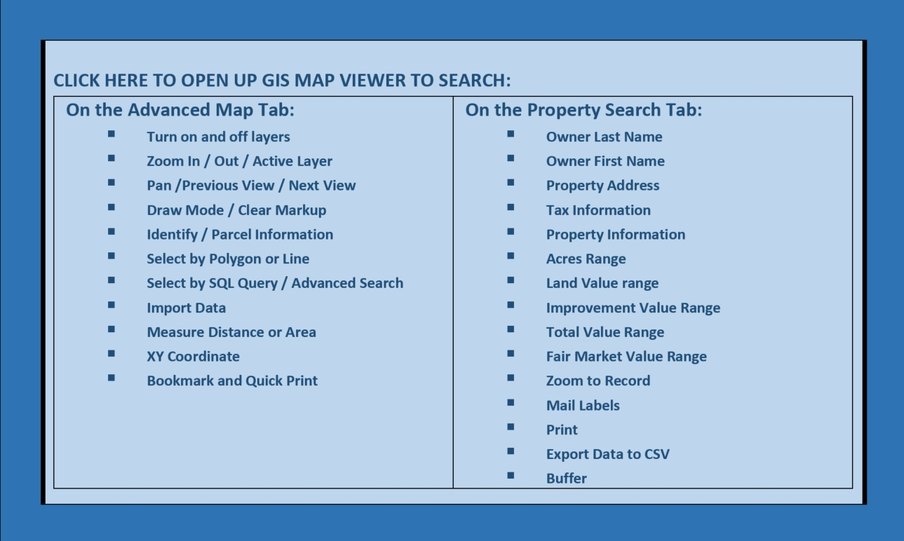 Search By Map Viewer