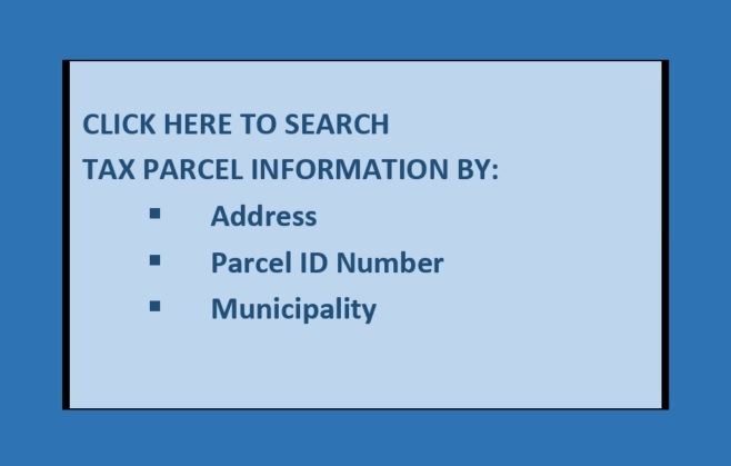 Search By Tax Parcel Information
