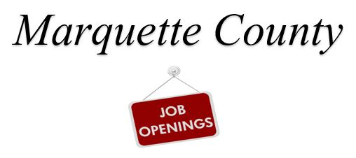 Marquette County Job Posting_logo