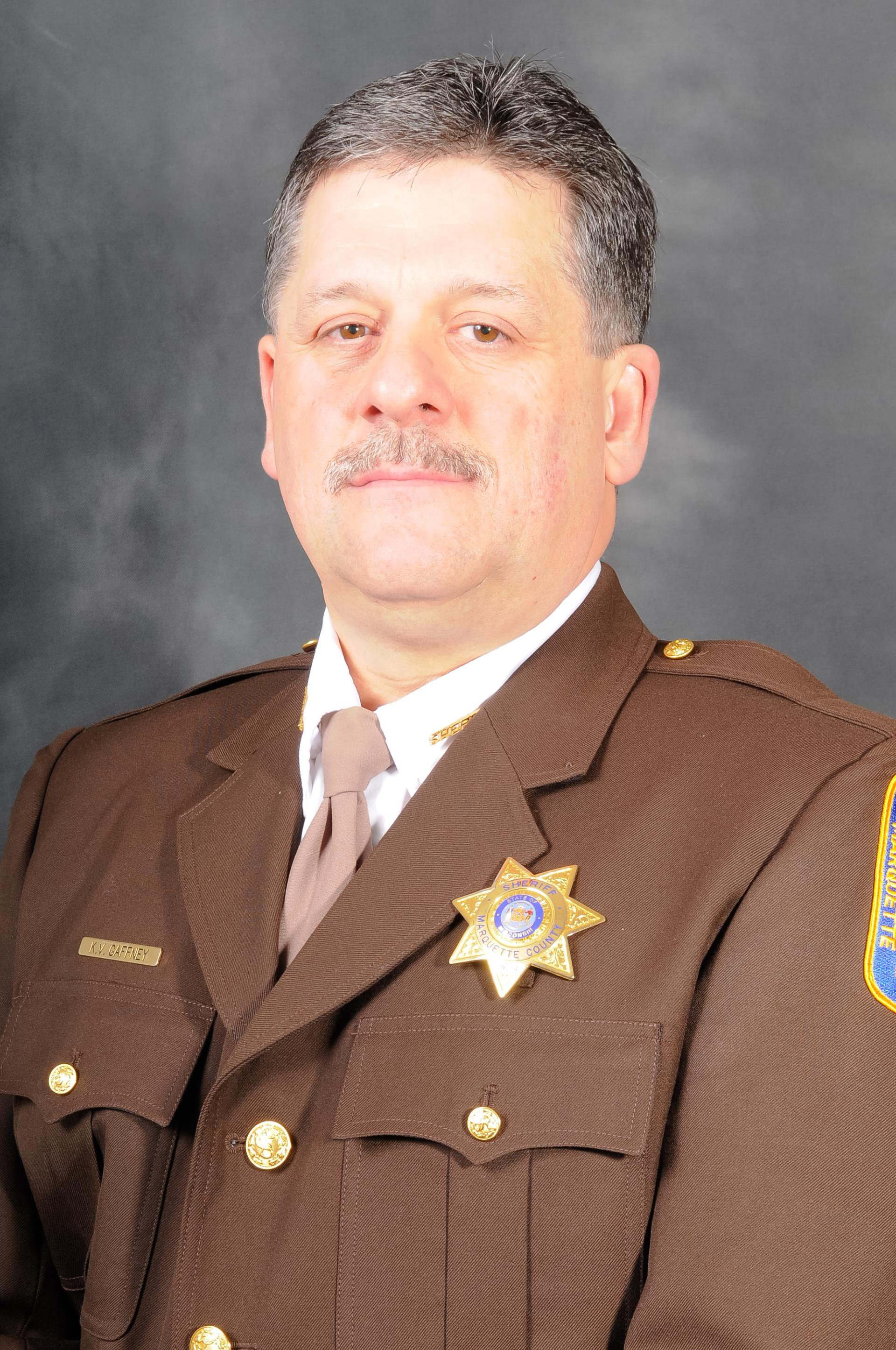 Sheriff Kim V. Gaffney